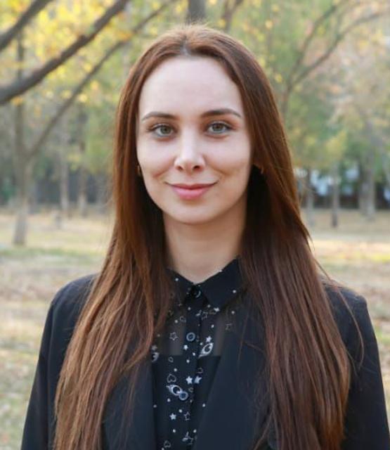 Нуциева Амина Сурхаевна