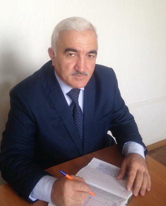 Иманмирзаев Иманмирза Хайбулаевич