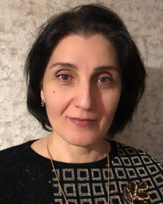 Гаджиева Луиза Гаджиевна
