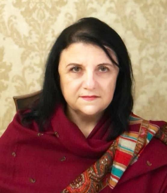 Хайбулаева Мадина Магомедрасуловна