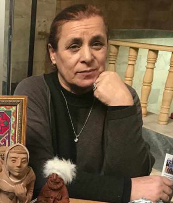 Эльдарбиева Сапият Ахмедовна