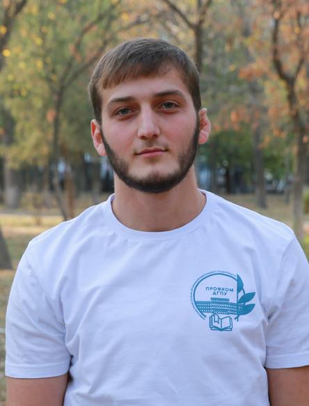 Газиханов Джахбар Имансулиевич
